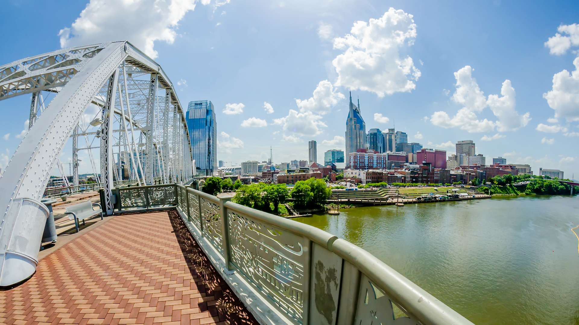 Downtown Nashville - Nashville Public Adjusters